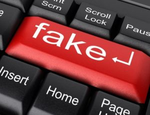 Beware of fake websites and proforma-invoices