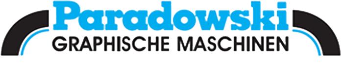Paradowski Graphische Maschinen Logo
